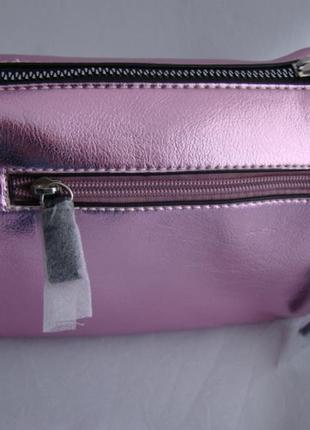 Женская сумка из экокожи david jones 5978a-14 фото