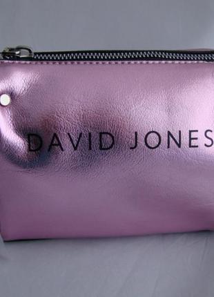 Женская сумка из экокожи david jones 5978a-17 фото