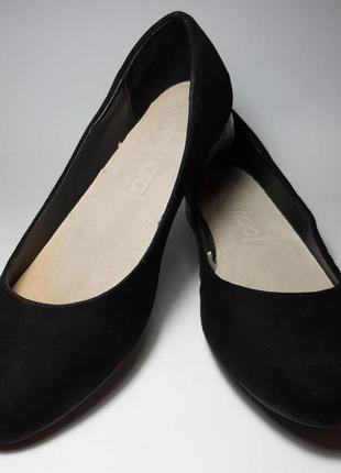 Красивые нежные туфельки esmara. рр - 37(идут на 36!), стелька - 23,5см