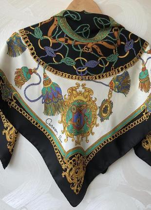 Шёлковый платок carven paris