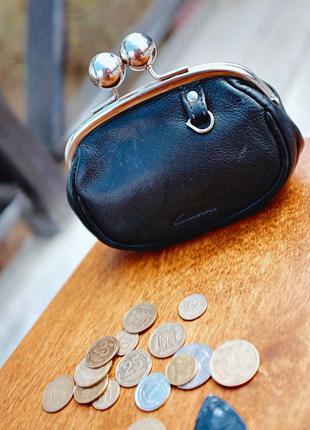 Кошелёк для монет и карточек clarks