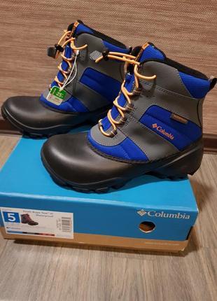 Ботинки зимние columbia  36р
