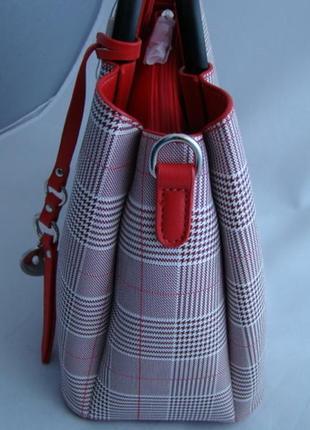 Женская сумка из экокожи david jones cm51935 фото