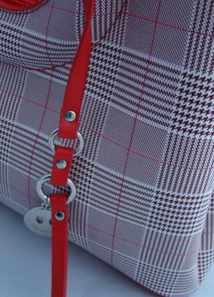 Женская сумка из экокожи david jones cm51933 фото