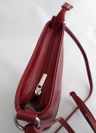 Женская кожаная сумка vera pelle s01784 фото