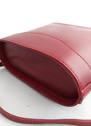 Женская кожаная сумка vera pelle s01787 фото