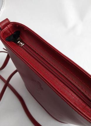 Женская кожаная сумка vera pelle s01786 фото