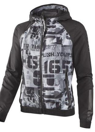 Женская функциональнальная куртка-ветровка crivit pro евро 36-38