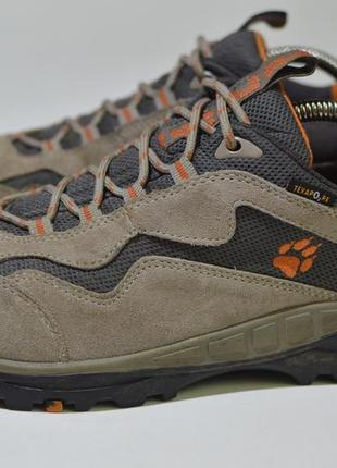 Трекинговые кроссовки jack wolfskin texapore mens footwear