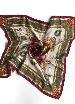 Шелковый платок (италия)