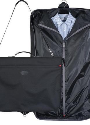 Портплед кофр чехол футляр чемодан для костюма или платья