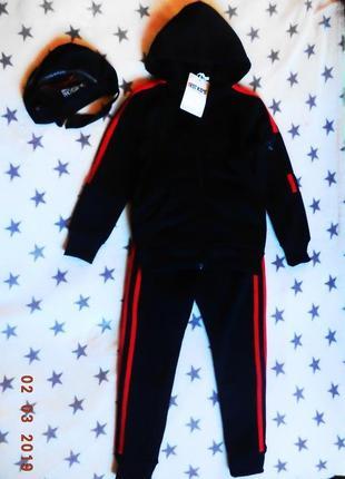Спортивный термо костюм  плюс подарок италия