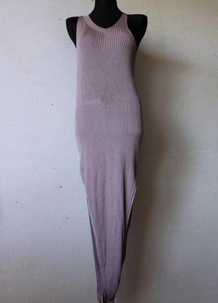 Платье майка трансформер  mm6 maison martin margiela
