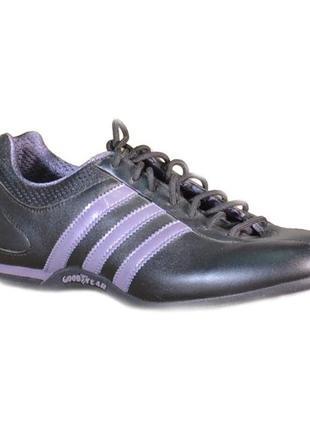Adidas donna оригинальные кожаные кроссовки 40