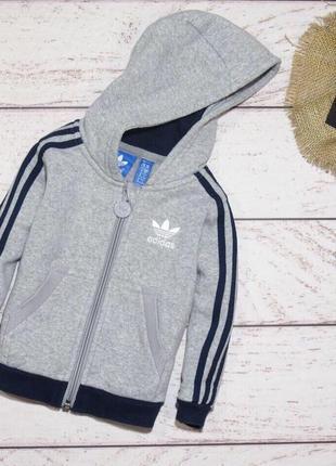 Adidas (6-9 мес) кофты для мальчика