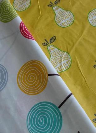 Комплект постельного белья из натурального сатина2 фото