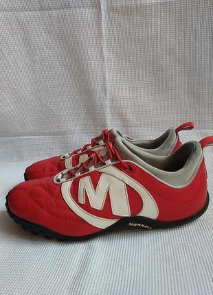Merrell оригинальные кожаные кроссовки 40