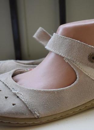 Замшевые туфли мокасины лоферы балетки