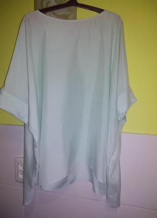 Шелковая блуза оверсайз от cos
