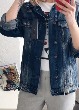 Джинсова куртка (джинсовка)1 фото