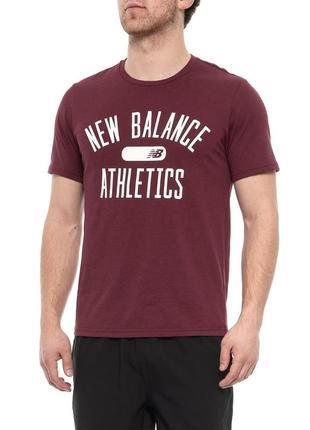 Футболка new balance mt83066 s, m та l