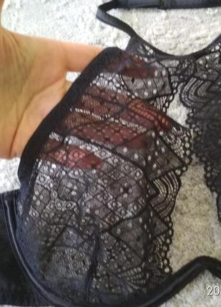 Hunkemoller-80 c сексуальный кружевной бюстгальтер7 фото