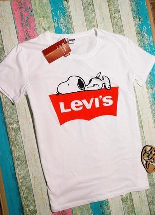 Levis футболка женская