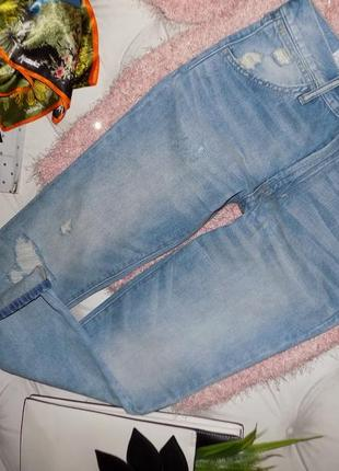 Gap, укороченные бойфренды, джинсы