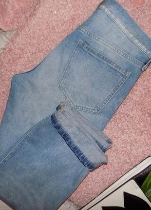 Gap, укороченные бойфренды, джинсы2 фото