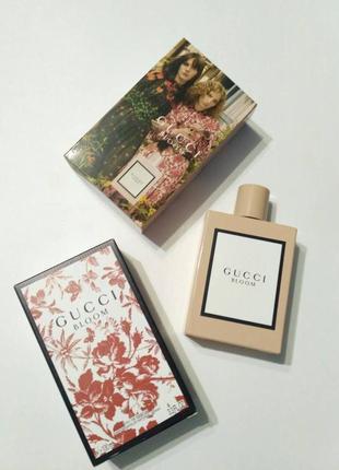 Парфюмированная вода gucci bloom100 мл парфюмерия парфюм премиум качество!