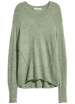 Крутой пуловер оверсайз   - акция 1+1=3 на всё 🎁1 фото
