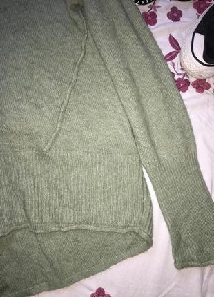 Крутой пуловер оверсайз   - акция 1+1=3 на всё 🎁6 фото