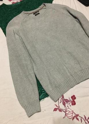 Оригинальный свитер оверсайз   - акция 1+1=3 на всё 🎁4 фото