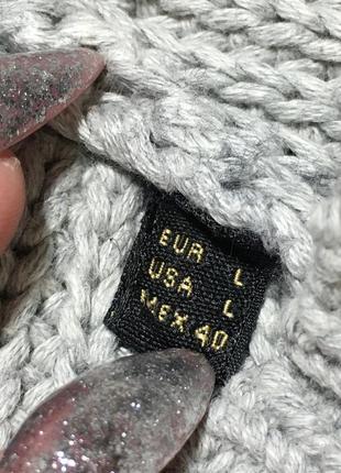 Оригинальный свитер оверсайз   - акция 1+1=3 на всё 🎁6 фото