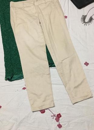 Базовые брюки чиносы   - акция 1+1=3 на всё 🎁4 фото