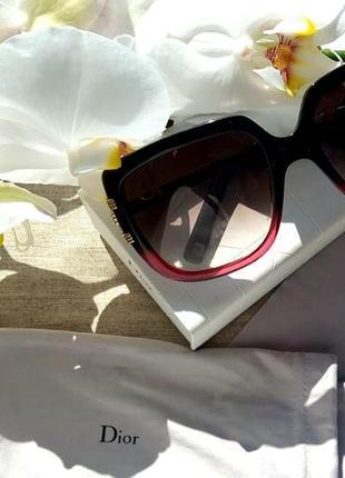 Очки солнцезащитные dior, оригинал
