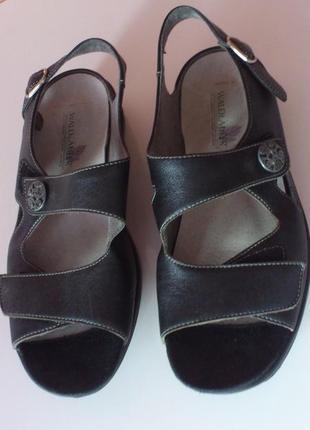 Босоножки сандалии waldläufer