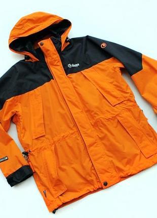 Туристическая куртка sherpa. размер l