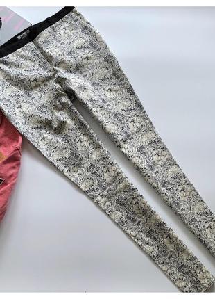 Стильные брюки штаны h&m рр м-л 40
