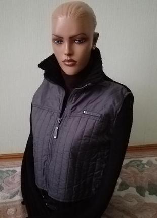 Стильная спортивная куртка кофта на весну лето