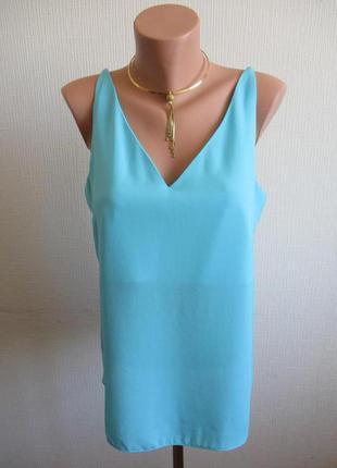 Нежная блузка-майка dorothy perkins