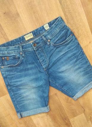 Jack&jones джинслвые шорты