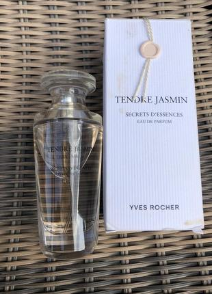 Yves rocher tendre jasmin edp 50 ml