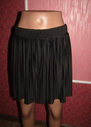 Шорты юбка р-р s-m бренд monki