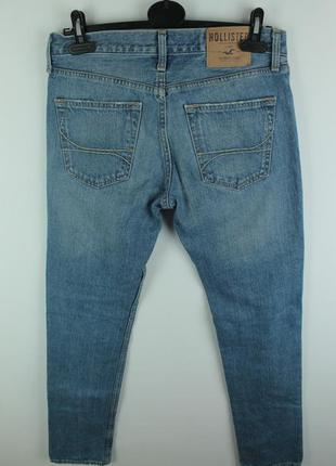Стильные качественные джинсы hollister skinny
