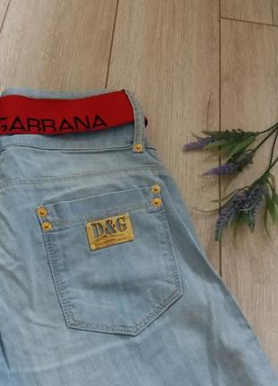 Кюлоти джинсы клеш