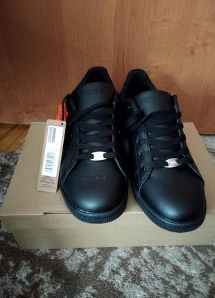 Мужские кроссовки, кожа р. 43-43. 5 kappa