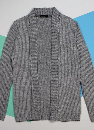 Четкий свитер кардиган-накидка от cedarwood state