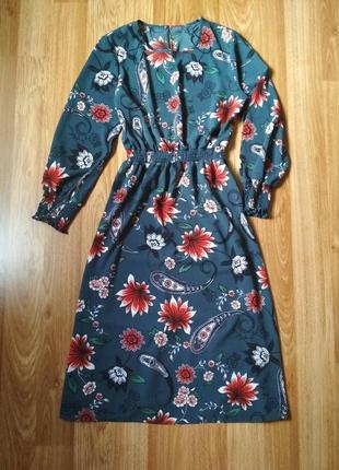 Трендовое платье. платье миди