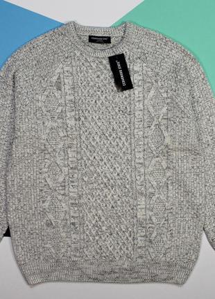 Красивый свитерок в оригинальном раскрасе от cedarwood state